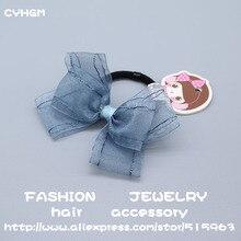 CYHGM haar girls hair accessories brand  little+people scrunchies women diadema satynowa gumka elastic bands A5