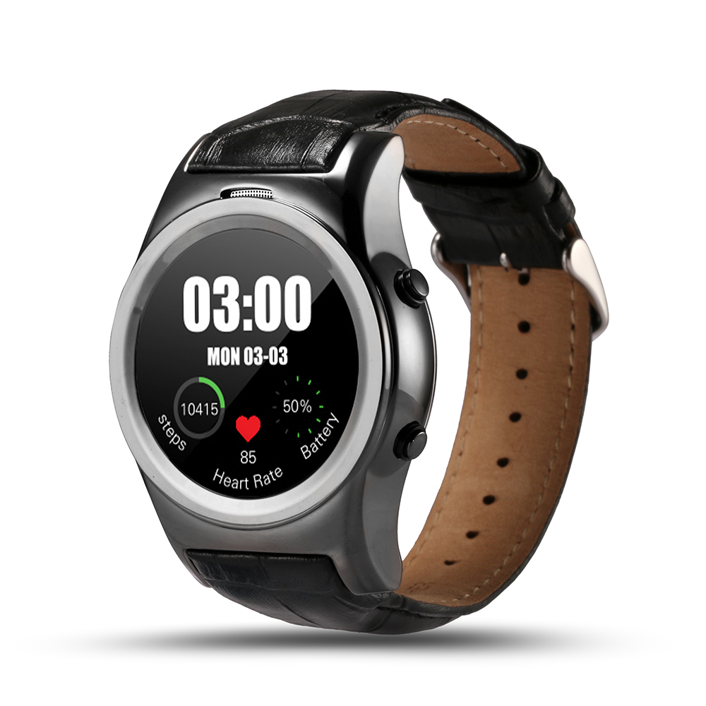 ФОТО New A8S Round Smart watch Phone SmartWatch Support SIM TF Card Bluetooth 4.0 for apple huawei xiaomi android smartphone