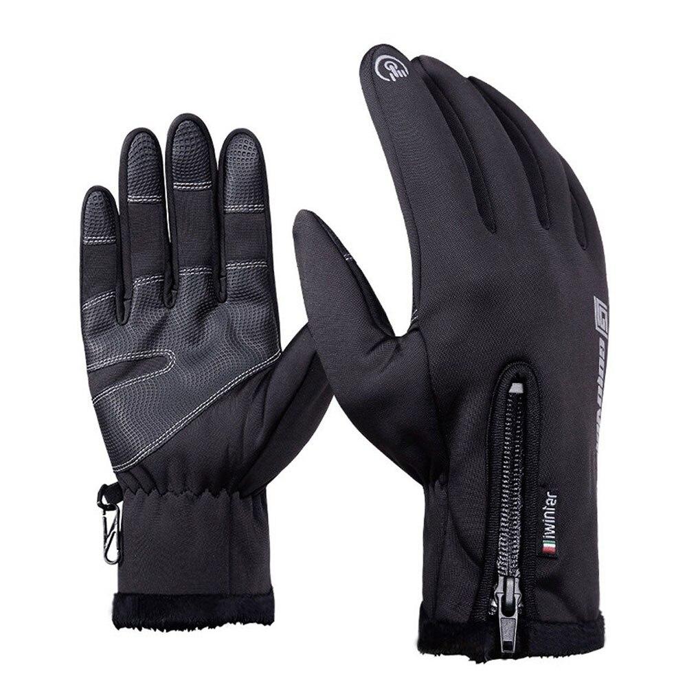Vehemo различных размеров перчатки для верховой езды Нескользящие перчатки на молнии для всех пальцев наружные мотоциклетные перчатки для мужчин ветрозащитные женские перчатки