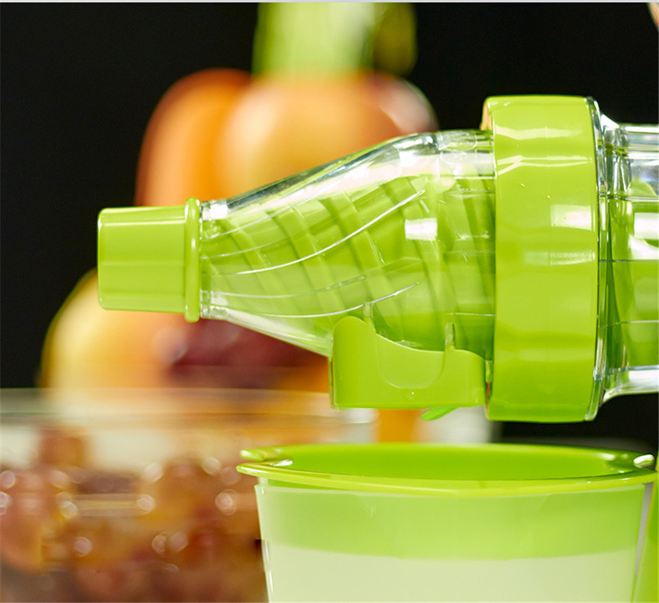 Sucção para Wheatgrass Frutas Vegetais