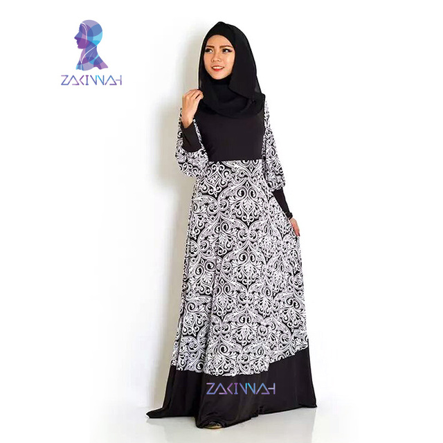 70d7c5e5dbfc0 10025 hot selling islamic dress muslim abaya plus size long maxi dresses  tunique hijab high quality