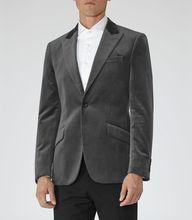 Prom Tuxdos 2017 Slim Fit Men Wedding Suit Velvet Elegant Groom's Wear  Dinner Jacket Wedding Suits For Men Velvet Tuxedo