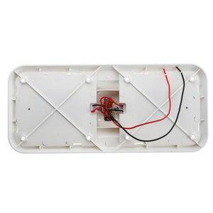 Image 5 - 18LED интерьер автомобиля Купол свет потолочная лампа LED лампа для чтения для 12V морской яхты RV Camper мотор дома