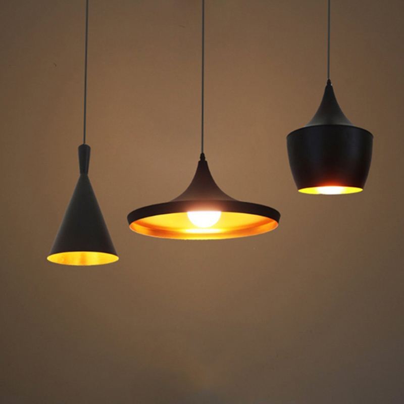 modern led pendant light vintage pendant lamp e27 base. Black Bedroom Furniture Sets. Home Design Ideas