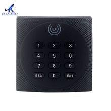 Устройство для считывания радиочастотных карт на открытом воздухе IP64 с защитой от атмосферных воздействий ZK KR602 считыватель карт IC с клавиатурой RFID считыватель карт 125 кГц EM