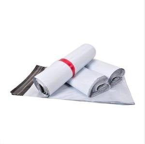 Image 1 - Cammitever 100pcs 화이트 택배 봉투 택배 봉투 배송 메일 가방 우편 봉투 봉투 자체 접착 인감 주머니