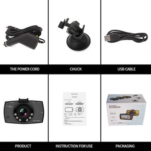 Image 5 - 6 IR LED 1080P Car DVR Camera Dash Cam Auto Driving Video Recorder 2.7 inch Night Vision Vehicle Dash Camera