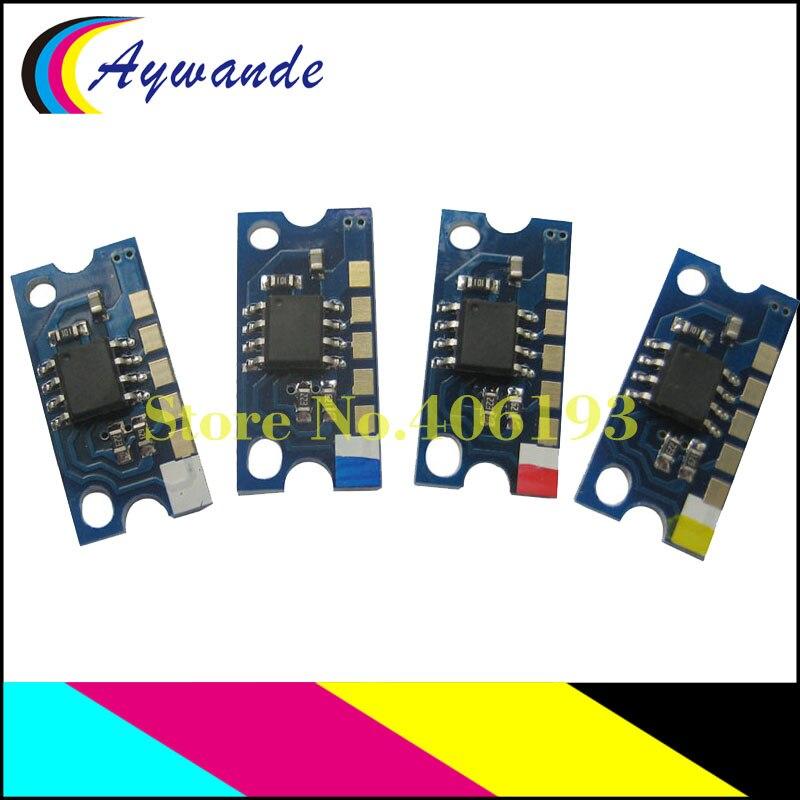 12 x Drum Imaging Unit Reset Chip For Konica Minolta Bizhub C25 C35 C35P IUP14