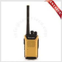 2 pcs NEW Launch Black Mini Walkie Talkie Quansheng TG-Ok88mini UHF 400-480MHz 16CH Flashlight Channel Scan Monitor Two Manner Radio