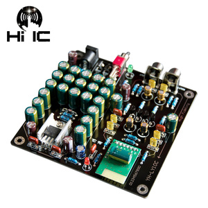 Image 1 - Wireless Bluetooth Audio Receiver Board Class A Buffer Preamp Field Tube Buffer Circuit
