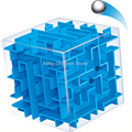 3D Лабиринт Магический Кубик Лабиринт Катящийся Шар Игрушки Головоломки Скорость Куб Magicos Обучающие Интеллект Головоломки Игры Cubos Детские kid Игрушка