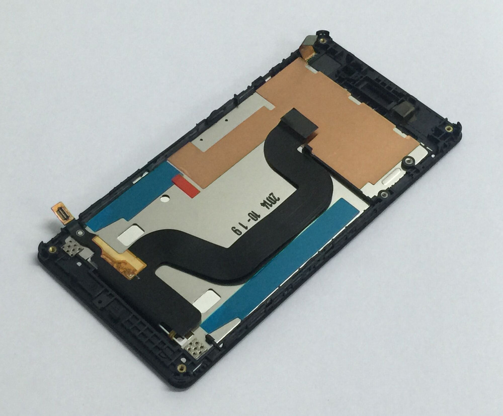 for Sony Xperia E3 D2202 D2203 D2206 D2243 D2212 Touch Screen Digitizer Sensor Panel + LCD Display Panel Assembly With Framefor Sony Xperia E3 D2202 D2203 D2206 D2243 D2212 Touch Screen Digitizer Sensor Panel + LCD Display Panel Assembly With Frame