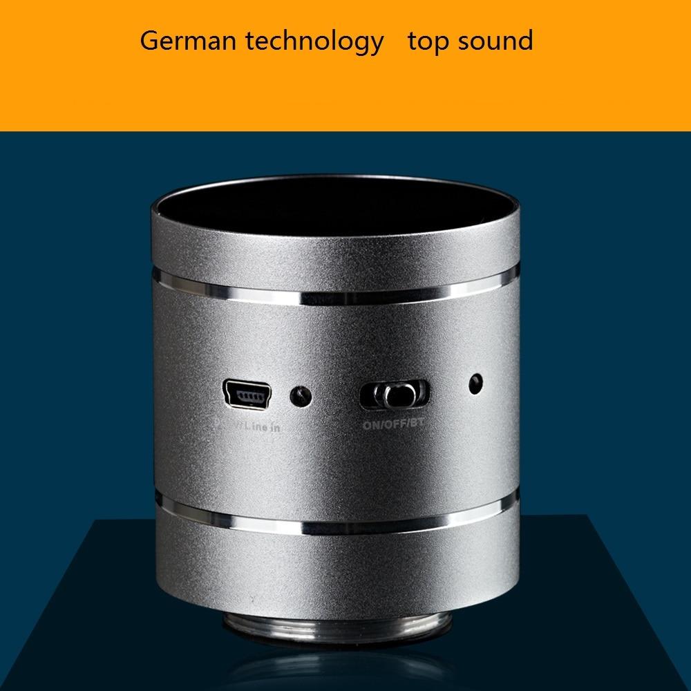 Vruće! ADIN metalni Bluetooth zvučnik 10W mini zvučnik za - Prijenosni audio i video - Foto 5