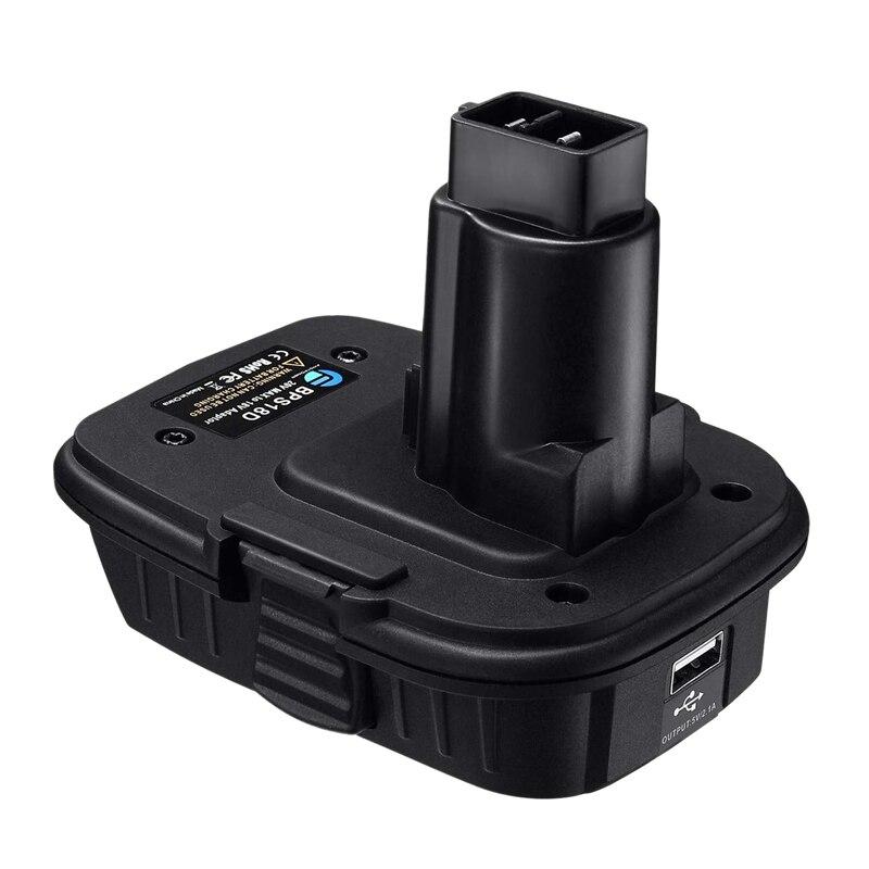 Bps18D Usb Battery Converter Adapter For Black Decker Porter Cable Stanley 20V Max Lithium Battery For 18V Nicad Nimh BBps18D Usb Battery Converter Adapter For Black Decker Porter Cable Stanley 20V Max Lithium Battery For 18V Nicad Nimh B