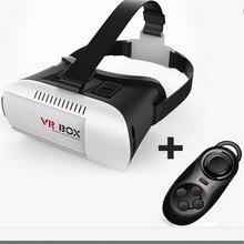 เค้กร้อนสำหรับG Oogle VRกล่อง2.0รุ่นVRเสมือนแว่นตา3D +บลูทูธgamepadควบคุมการควบคุมระยะไกล