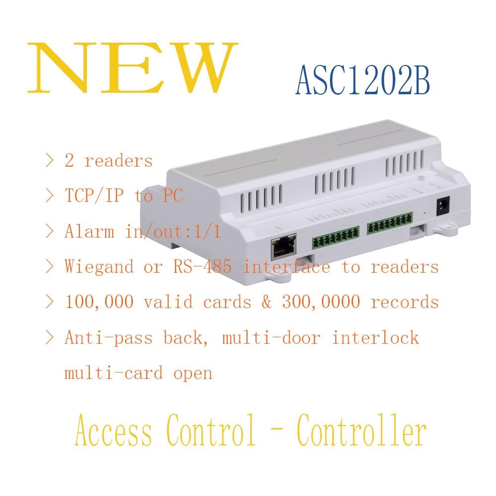 ФОТО DAHUA Access Control Controller Two Door Access Controller Without Logo ASC1202B