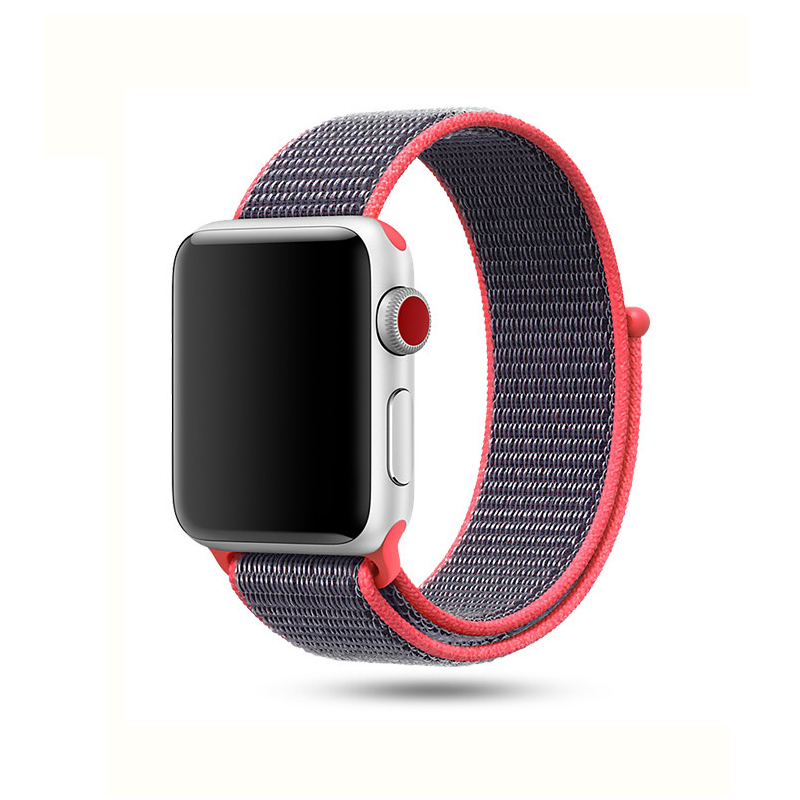 watch Strap For Apple Watch band apple watch 4 3 iwatch band 42mm 38mm 44mm 40mm pulseira correa Sport Loop watch Accessories