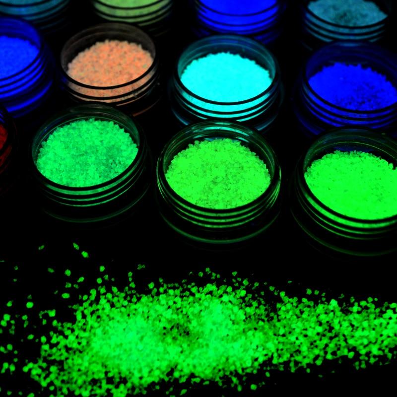 Schönheit & Gesundheit Nails Art & Werkzeuge Wuf 2019 Neue Auflistung Glitter Luminous Nail Art Aufkleber Aufkleber Tipps Dekoration Diy Acryl Nägel Gesunde Schönheit Nagel Kunst SchnäPpchenverkauf Zum Jahresende
