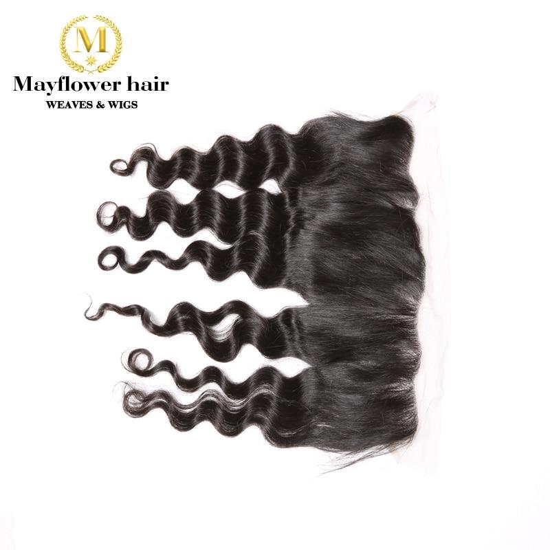 MFH 100%  Virgin Hair 13x4