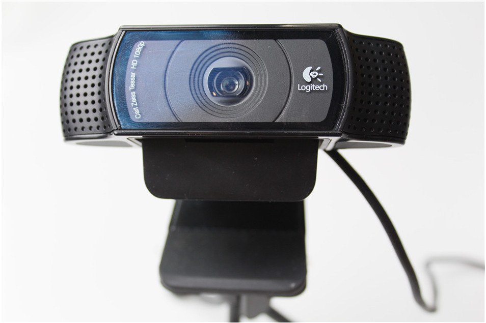 f711e9e9c99 Logitech C920 USB Webcam Full HD 1080P Web cam 15MP Skype Chat Web Camera  DDP Price Term with microphone for laptop computer PC-in Webcams from  Computer ...