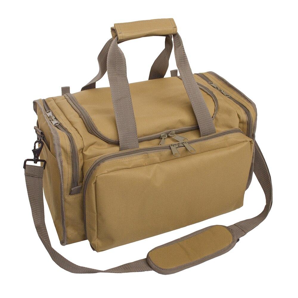 Outdoor Tactical Shoulder Bag Tactical Equipment Military Backpack Hunting Carry Bag Protection Case Shooting Range Bag