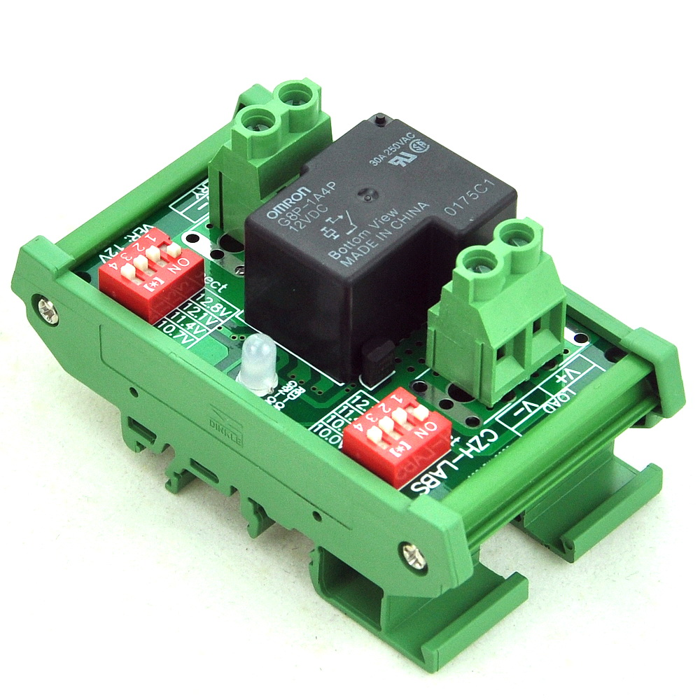 Online Get Cheap V Low Voltage Protect Aliexpresscom Alibaba - 12v low voltage protection relay