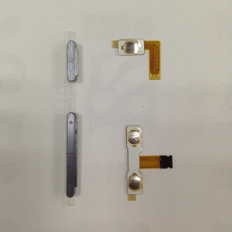 For Ulefone U58 Volume Button Power Button On Off FPC Flex Cable For Ulefone U58 5.5 Inch Android Cell Phone