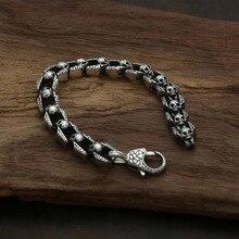 Friendship Skull Bracelet