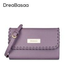 2016 Luxus-handtaschenfrauen Designe Messenger Bags Echtem Leder Einzelnen Taschen Hochwertigen Umschlag Kostenloser Versand
