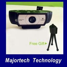 Nueva Genuino 100% Logitech Webcam C930E 15MP Cámara FHD 1920*1080 P HD Webcam DDP ASOS Wecamera