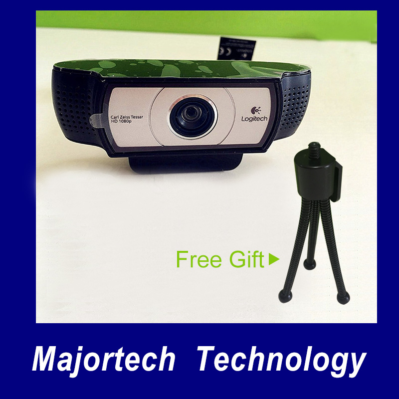 New Genuine 100 Logitech Webcam C930E 15MP FHD font b Camera b font 1920 1080P HD