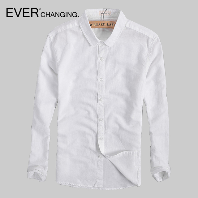 Linen shirt Spring/summer Costumein