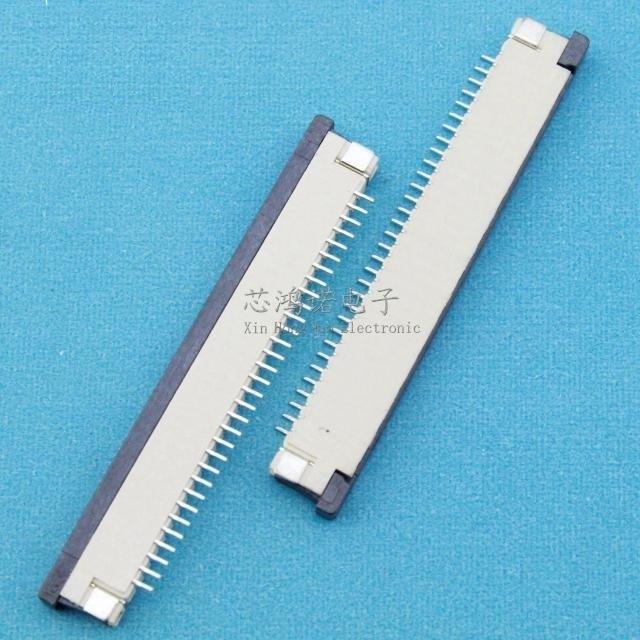 Flat Flex Cable Connector : Aliexpress buy new ffc fpc flexible flat cable