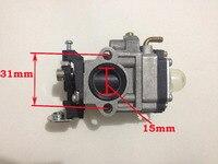 Best Quality Gasoline Brushcutter Carburetor Carb For CG430 520 Trimmer Spare Parts 40 5 44 5