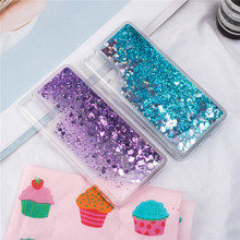 For Huawei P20 lite case Dynamic Liquid Glitter Bling Sand Soft TPU Phone pro cover Coque capa