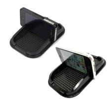 Car Anti Slip pad Rubber Mobile Sticky stick Dashboard Phone Shelf Anti non slip Mat  holder For GPS MP3 Car DVR