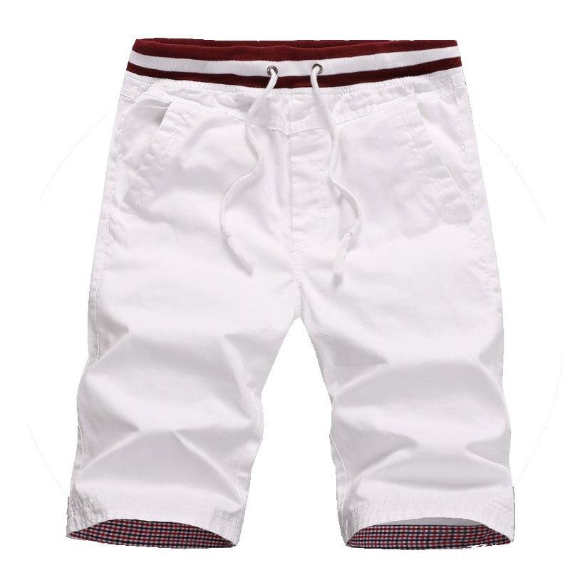 drop shipping new arrivals cotton men shorts homme beach slim fit bermuda masculina joggers M-5XL CYG192