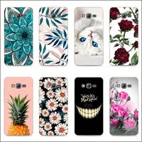 Für Coque Samsung Galaxy Groß Prime Fall G530 G530H G531 G531H G531F SM-G531F Luxus TPU Fall Abdeckung Nette Silikon Telefon fällen