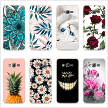 For Coque Samsung Galaxy Grand Prime Case G530 G530H G531 G531H G531F SM-G531F Luxury TPU Case Cover Cute Silicone Phone Cases(China)
