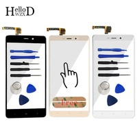 Front For Xiaomi Redmi 4 Pro Hongmi Red Rice 4 Pro Digitizer Touch Screen Glass Panel
