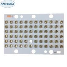 Светодиодный УФ модуль для принтеров 216 Вт фиолетовый 3535