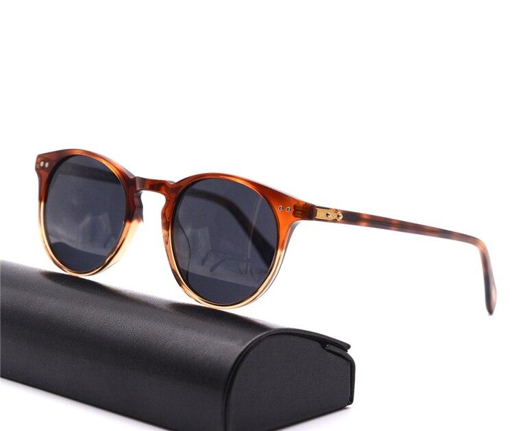 Vintage Ronud font b Sunglasses b font Women Glasses font b Polarized b font font b