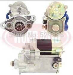 Nowy 12V silnik startowy 2810072120 28100-72120 dla TOYOTA