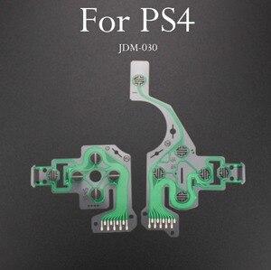 Image 4 - Per PlayStation 4 PS4 Pro Slim Controller Conduttivo Film Tastiera del Cavo della flessione per il Dualshock 4 Ribbon Circuit Board JDS 050 040 030
