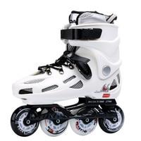 Размеры 36–43 Качество роликовых коньках обувь с белый или черный цвет и Съемный внутренний бак для малыша/взрослых роликовых коньках обувь