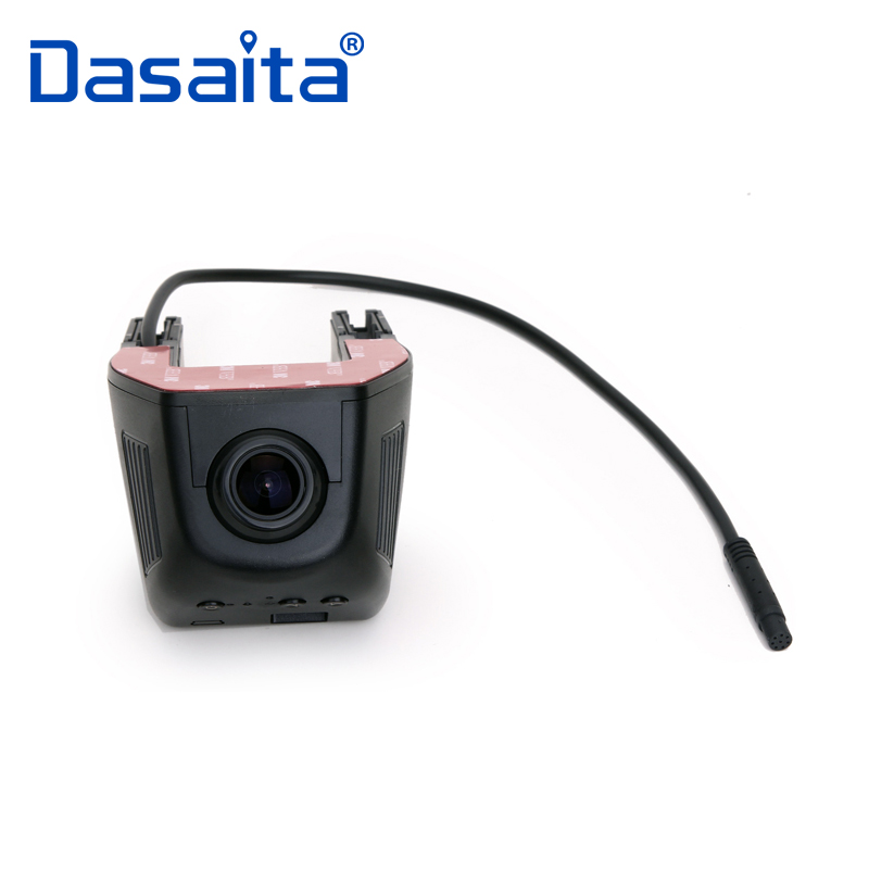HD Camera 170 Degree Universal Car Wifi DVR Hidden Installation Support APP Control G-Sensor For Nissan Lancer Kia