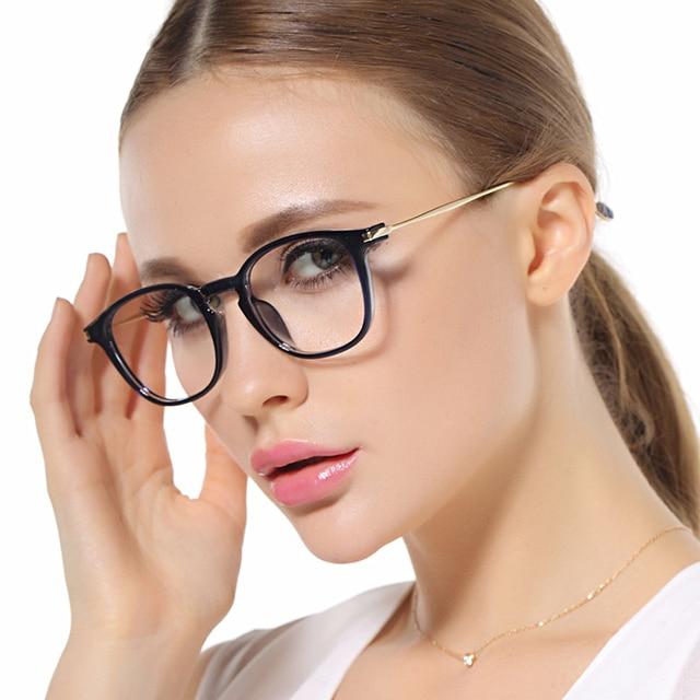 TenLon Brand eyewear comfortable quality fashion glasses frame for women oculos de grau feminino prescription glasses frames