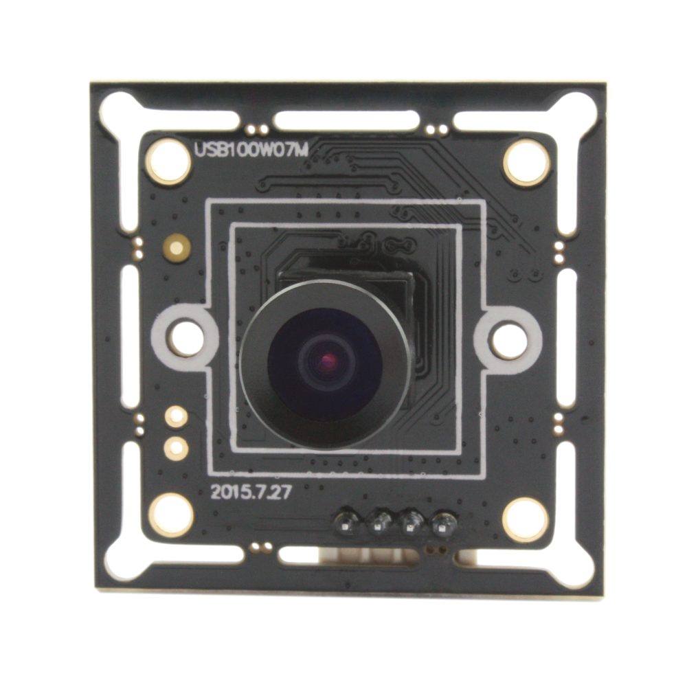 US $32 4 |1/4 inch OV9712 MJPEG 30fps 0 1lux Electronic rolling shutter USB  2 0 high speed Camera Module 720P HD-in Surveillance Cameras from Security