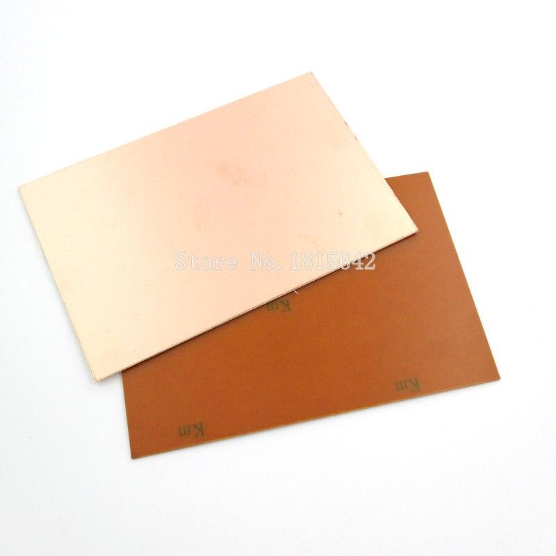 1 piezas de un solo lado de fibra de vidrio PCB revestido de cobre Placa de laminado placa de circuito de 10X15 cm 100mm * 150mm * 1,5mm Jyrkior soporte de fijación de PCB placa base Plataforma de mantenimiento de soldadura para iPhone 5/5S/6/6 P/7/7 P/8/XR Reparación de soldadura