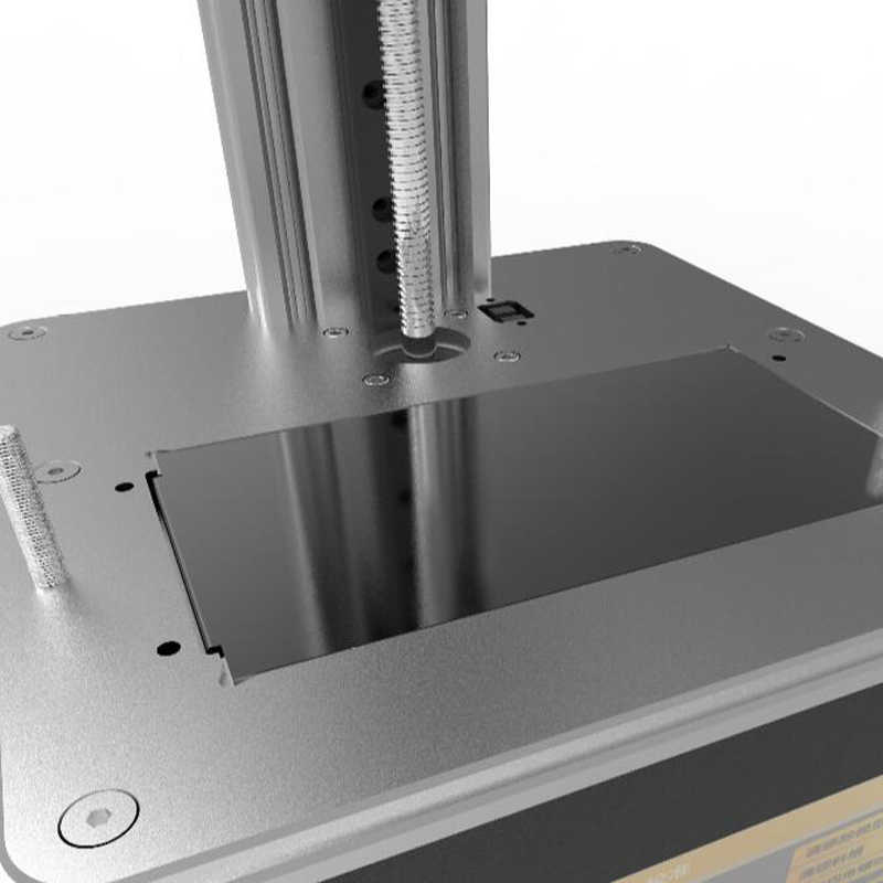 Micromake L3 UV-LED Light-Curing 405nm resin wifi DLP 3d printer  Auto-Slicer Speed 4 3'' touch screen sla dlp Impresora gift
